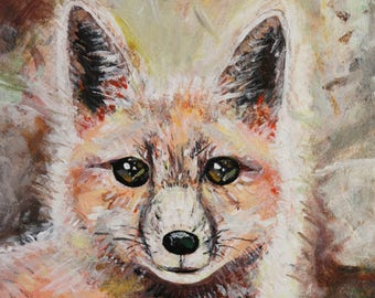 Fox Giclee Print