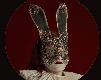 Blind Bunny Mask