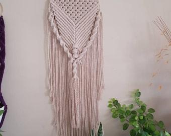 Macrame Wall Hanging - Zara