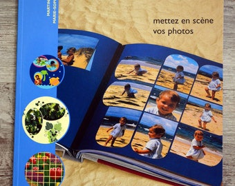 Book new - Scrapbooking, put your photos on stage