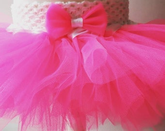 Hot pink tutu, dance tutu, tutu, party skirt, dressing up