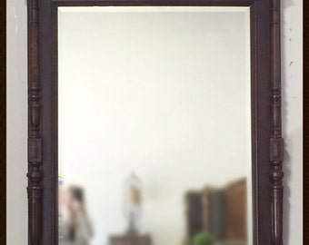 19th Century Handcarved Mirror from Italy