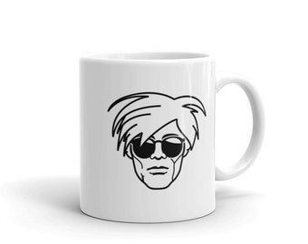 Andy Warhol Coffee Mug