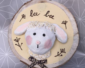 Sliced Animal Sheep