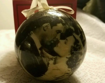 Rare Target Tribute to It's a Wonderful Life Bedford Falls Christmas Ornament