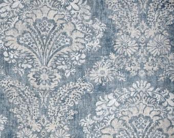Hamilton Denim, Magnolia Home Fashions - Cotton Upholstery Fabric By The Yard