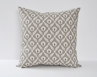 Pillow Cover Decorative Pillows Throw Pillows Gray Pillow 8 Sizes Available Cushion Cover