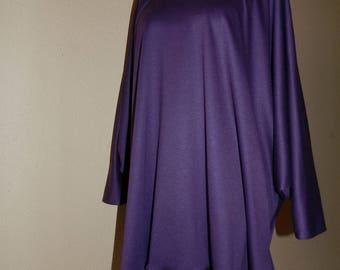 Plus size tunic sweater dress