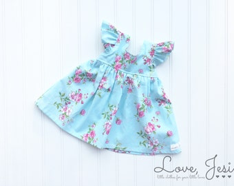 Toddler Girls Dress, Baby Girls Dress, Newborn Girls Dress, Little Girls Dress, Girls Easter Dress, Baby Girl Easter, Toddler Girls Easter
