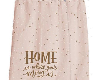 Dish Towel - Home is where your mom is