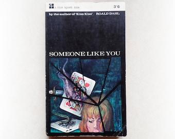 Roald Dahl - Someone Like You - vintage paperback book - 1965