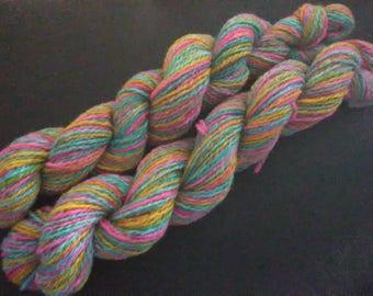 Self-striping Sock Yarn