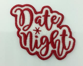 9 Letter Sew on Name Patch - Made to Order