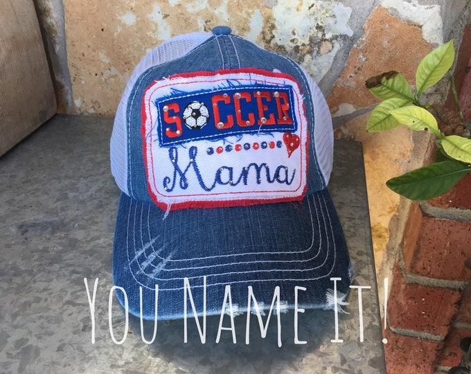 Sport Mama Baseball Cap