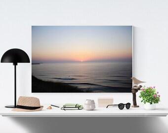 Sunrise Print * Sunrise Photography * Photography Print * Seaside Photography * Seaside Art Print * Nature Photography * Digital print