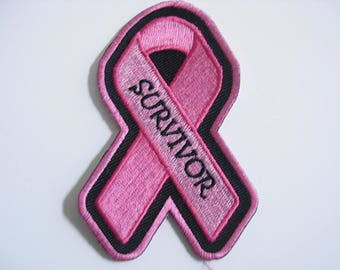 Pink Breast Cancer Awareness Ribbon