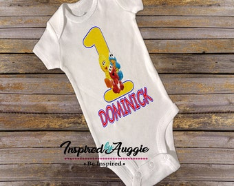 25% OFF Personalized Sesame Street Themed Birthday t-shirt, Sesame Street, Custom Sesame Street, Elmo Birthday t-shirt