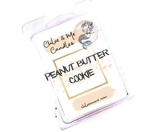 Parasoy Wax Melt Clamshell- Peanut Butter Cookie