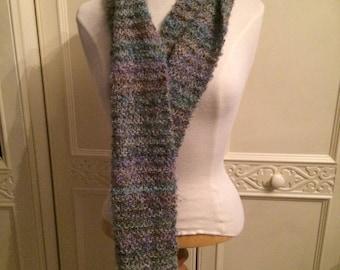Beautiful HandKnitted Wool Scarf