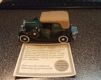 Ford Cast 1925 Model with case