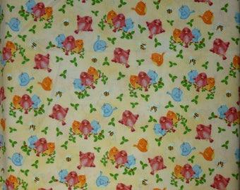 Apron for kid / Birds , apron, kids apron, kitchen apron, kids kitchen apron