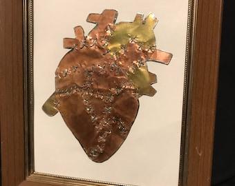 Franken Bride Heart