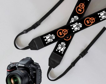 Star Wars camera strap in personalized for men and women,durability and strength and comfort