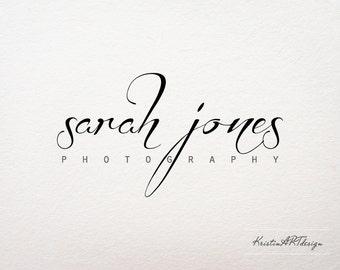 Photography Logo - Signature logo - Handwritten watermark - Customized for any business logo - Premade Photography Logos- Watermark 078