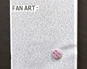FAN ART zine