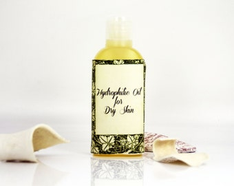 Hydrophilic oil for dry skin, hydrophilic oil, hydrophilic cleanser, dry skin cleanser, dehydrated skin wash, sensitive skin cleanser