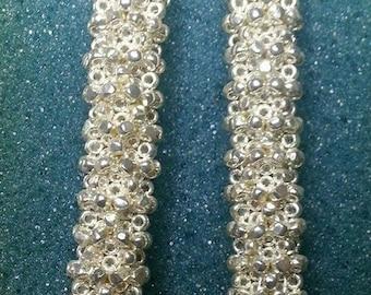Pillar earrings - Cont.Stellation series