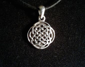 Sterling Silver Celtic Charm (24)