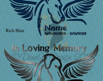 Memorialize Your Lost Loved One With This Tasteful Decal From DaneArt Design