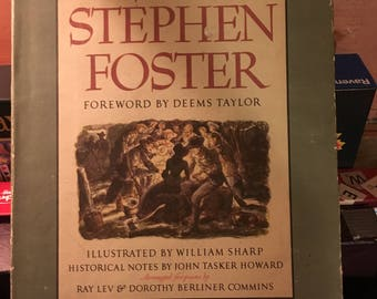 Stephen Foster Americas Best Folklore My OLd Kentucky Home,Camptown Races,Oh! Susanna