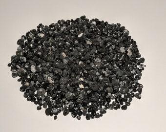 Apache Tears Obsidian // Colorado Minerals // Bulk - small, natural, rough pieces - sold per 5grams