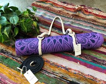 Yoga Mat Strap/ Towel Strap/ Carrier