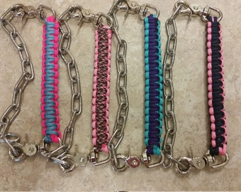 Goat Show Collar your choice of colors
