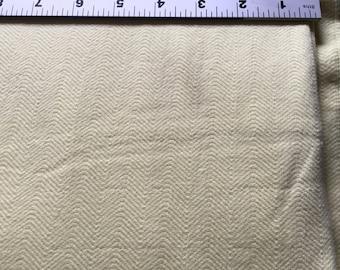 FABRIC - Herringbone Knit (Pale Yellow)