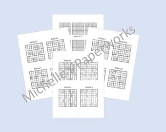 Sudoku Fun Easy Volume 1