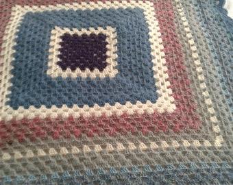 Afghan, Blanket/Throw Mohair and Alpaca.