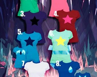 Steven Universe Shirt Series