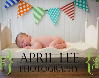 Newborn Prop Bed * Photo Shoot * BOHO Baby Shower Gift * Photo Booth Props * Newborn Baby Beds * Indoor Play Toys * DIY Baby Photo Props