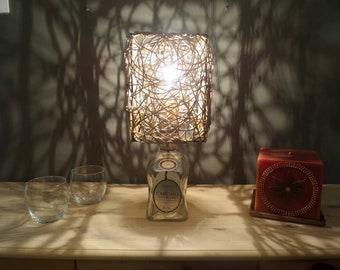 Cardhu gold reserve whisky bottle lamp