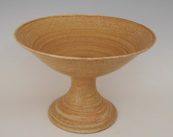 Footed Bowl  SHIPPING INCLUDED