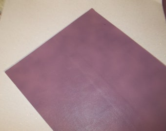 Purple Faux Leather Sheet - DIY - Vinyl sheet - Hair Bows - Headbands - Hair Clips - Embroidery, Journal Covers, Jewelry, zippered coin purs