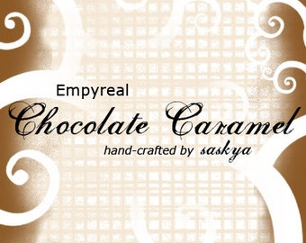 Empyreal Lip Balm - Caramel Chocolate - 1 pack of 5