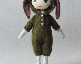 Dollisia – little rabbit doll