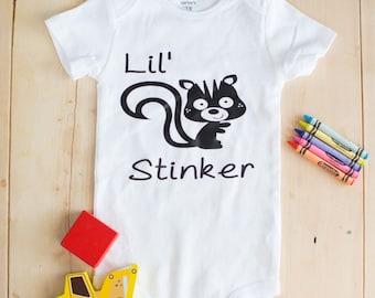 Lil' Stinker Baby Bodysuit