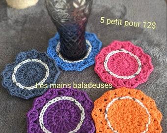 Little coaster / small underglass