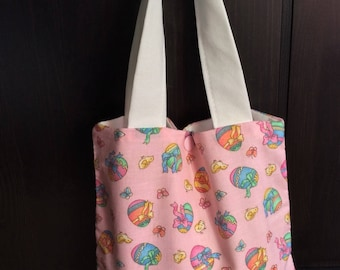 Bag with handles for Easter